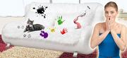 Химчистка мебели и ковровых покрытий.