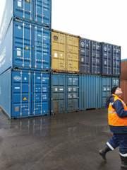 Недорого купить 10-футовый морской контейнер (сборно- разборный)
